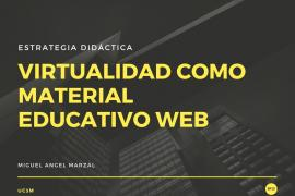 Virtualidad como material educativo web